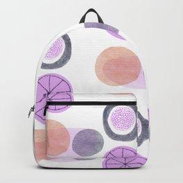 Pink Lemon Backpack