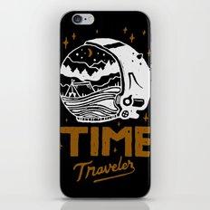 Time Traveler iPhone Skin