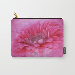 Gerbera in the Breeze Carry-All Pouch