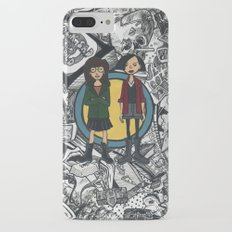 It's a Sick Sad World Daria Slim Case iPhone 7 Plus