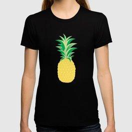 pineapple yellow  T-shirt