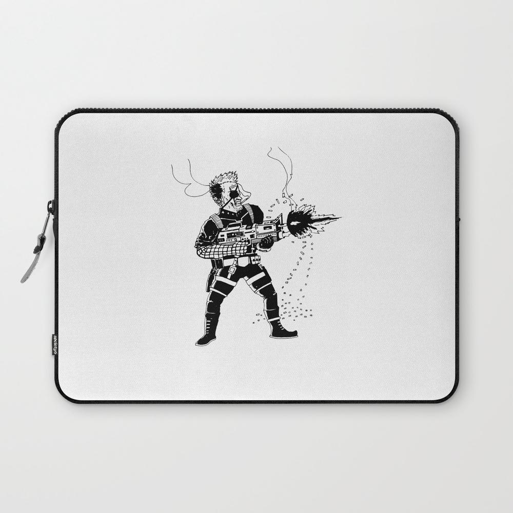 Shoot 'em Up Laptop Sleeve LSV8542143