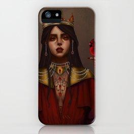 Queen Liana of Osolda iPhone Case