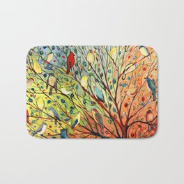 27 Birds Bath Mat