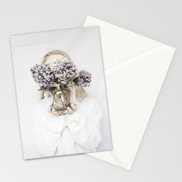 dead flowers gift Stationery Cards