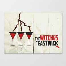 The Witches of Eastwick  Canvas Print