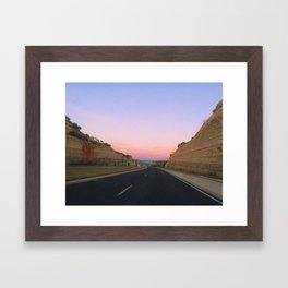 SW Sunrise Framed Art Print