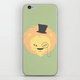 The Dandy-Lion iPhone Skin