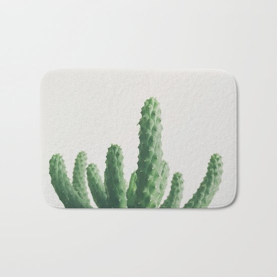 Green Fingers Bath Mat