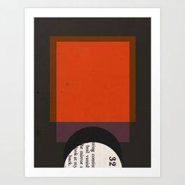 Eject Art Print