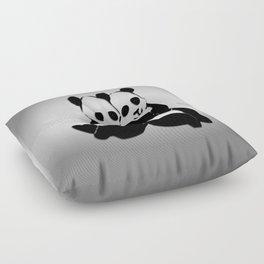 Panda Bears Floor Pillow