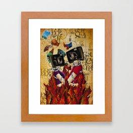 Capture This Framed Art Print
