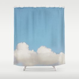 Changing Skies Shower Curtain