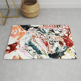 Someone dropped my painting Rug
