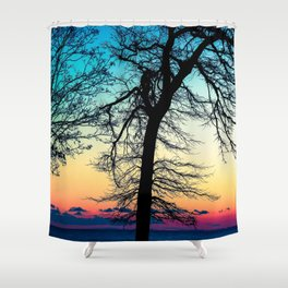 More Than I Can Say Shower Curtain
