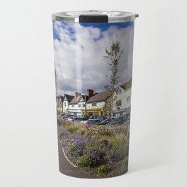 Greystones landscape in Ireland Travel Mug