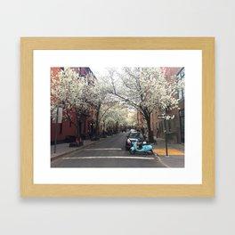 West Village II Framed Art Print