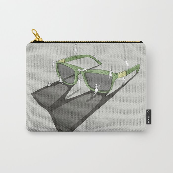 Change your view Carry-All Pouch