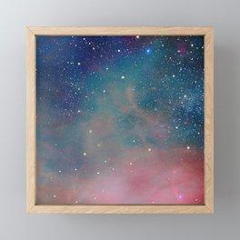 Star-formation in Orion Framed Mini Art Print