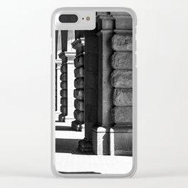 Sofia 1.2 Clear iPhone Case