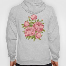 Peony Bouquet Hoody