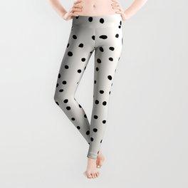 Vintage Dots Leggings