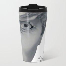 David Metal Travel Mug