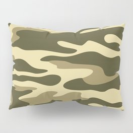 Military camouflage Pillow Sham