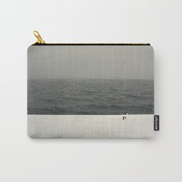 Snow minimalism Carry-All Pouch