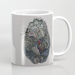 Porcupine Coffee Mug