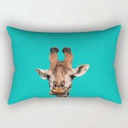 Gee Raffe the Giraffe Rectangular Pillow