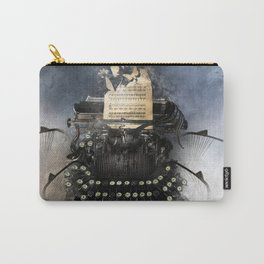 Piandemonium - Writers' Waltz Carry-All Pouch