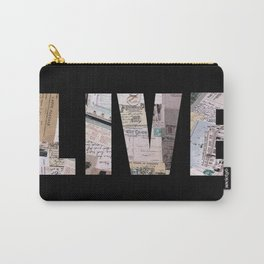 Live Carry-All Pouch