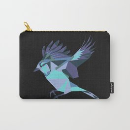 Origami Bird Carry-All Pouch