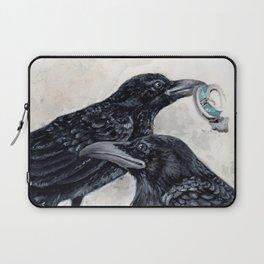 Scavenger Crows Laptop Sleeve