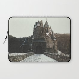Finally, a Castle - landscape photography Laptop Sleeve