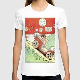 Little Nemo's moonlight ride T-shirt