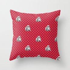 Lolita Bunny Throw Pillow