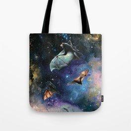 Scream of a Great Bat Tote Bag