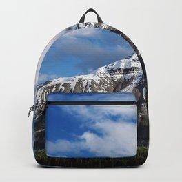 Glacier National Park Alberta Backpack