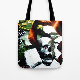 HER RUBY MY EMERALD Tote Bag