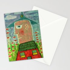 Make a Little Birdhouse in Your Soul Stationery Cards