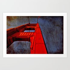 San Francisco- Golden Gate Art Print