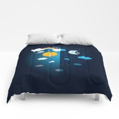 Night and Day Comforters