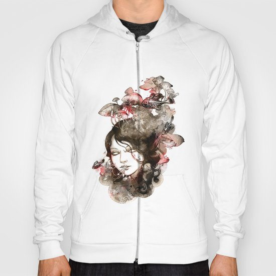 Metamorphosis of a fading memory Hoody