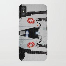 Armoured Cavalry iPhone Case