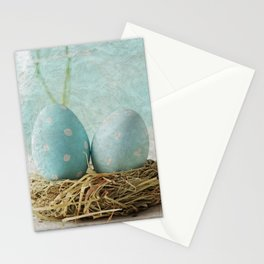 Limpet shell color eggs #2 Stationery Cards