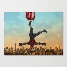 Miles Morales, Ultimate Spider-Man Canvas Print