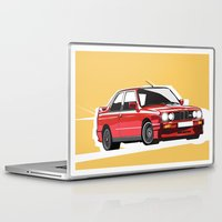 evolution Laptop & iPad Skins featuring Evolution by Matt Fontaine Creative