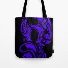Irradié - the print Tote Bag